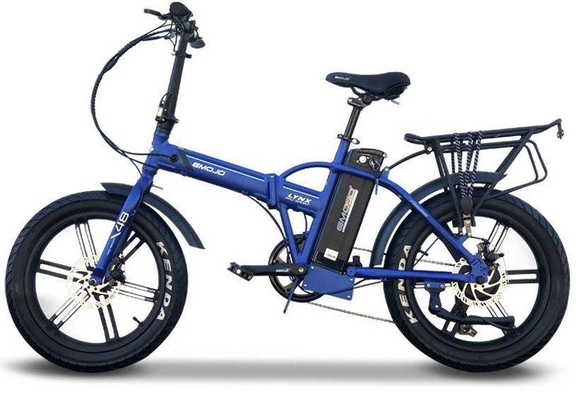 EMOJO 500W Lynx Pro Sport Fat Tire Folding Electric Bike