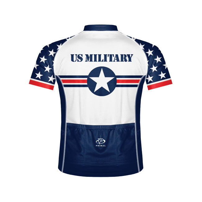 1aab66252 Primal Wear US Military Cycling Team Jersey
