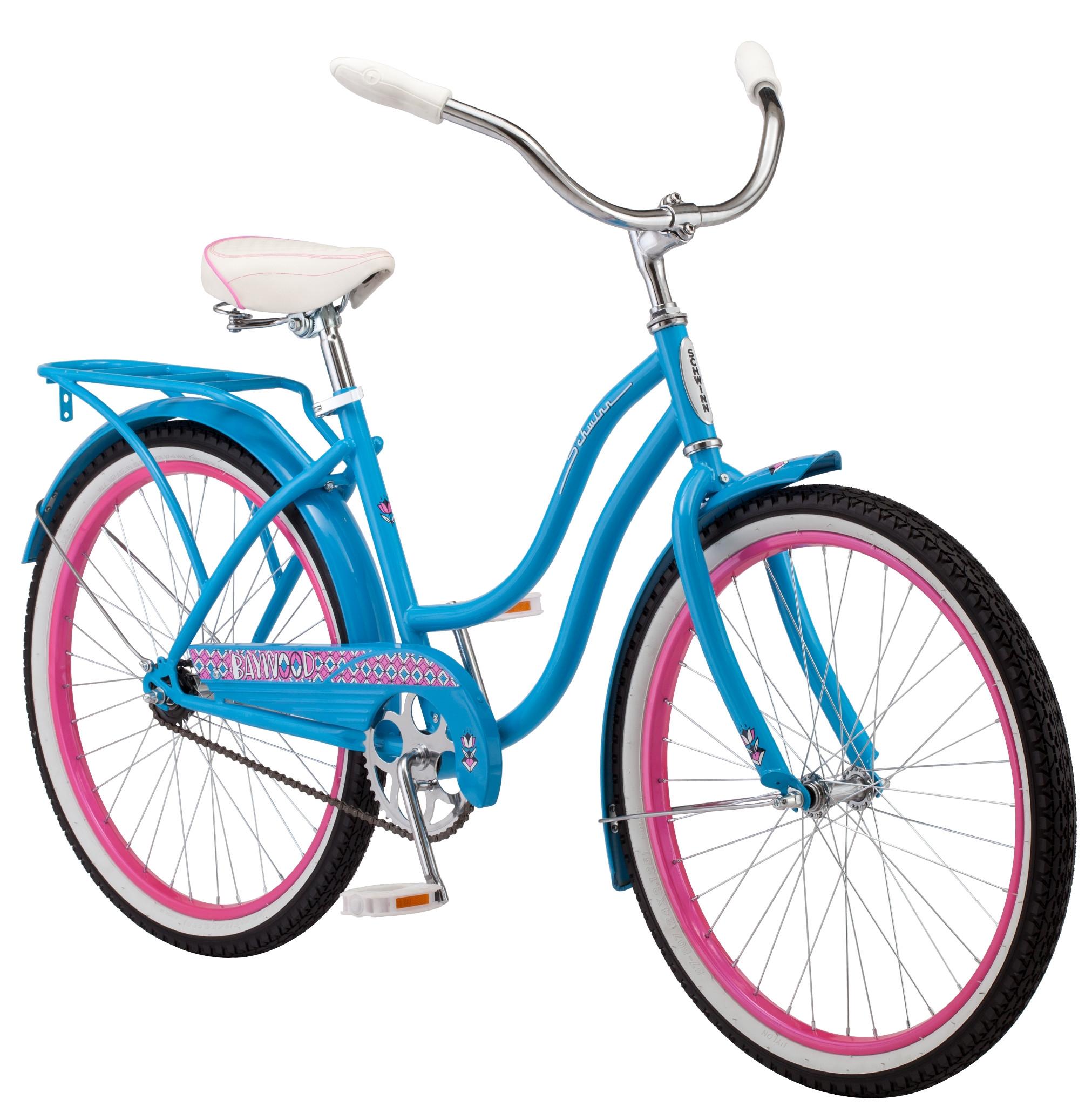 Where Would A Water Bottle Holder Be On A Schwinn Cruiser Bike