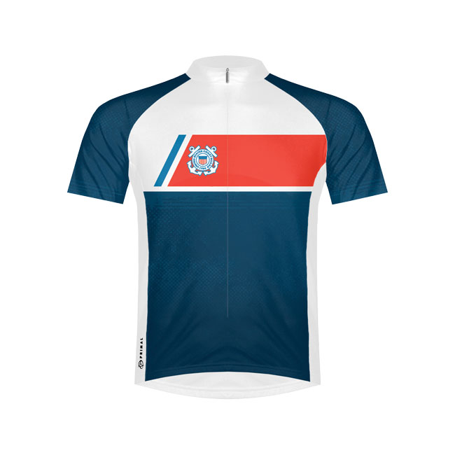 ac325f66d Primal Wear US Coast Guard Navigator Cycling Jersey